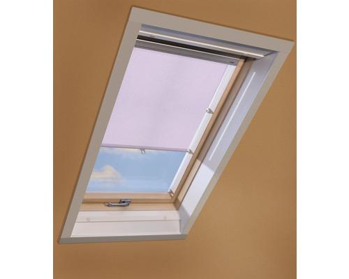 Tageslichtrollo FAKRO ARS flieder manuell 66x98 cm (03) 66x118 cm (04)