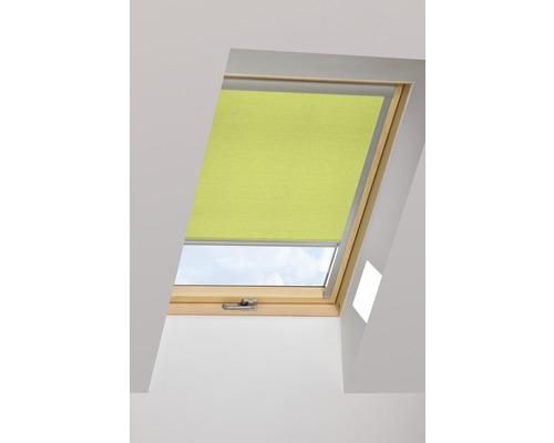 Tageslichtrollo FAKRO ARP apfelgrün manuell 94x118 cm (08)