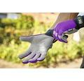 Gartenhandschuhe for_q gardening 1 Paar Gr. XS, lila