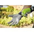 Gartenhandschuhe for_q gardening 1 Paar Gr. M, grün