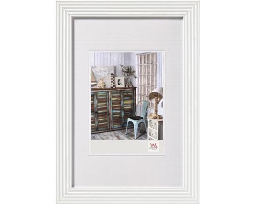 Bilderrahmen Holz Grado weiß 40x60 cm