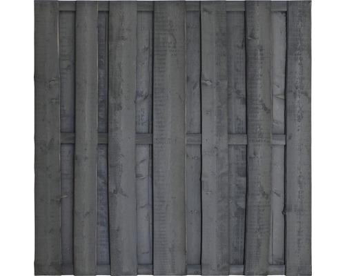 Zaunelement Montana 180 x 180 cm, dunkelgrau