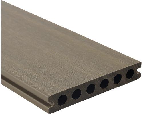 Konsta WPC Terrassendiele Nativo lightgrey 23x138x5000 mm