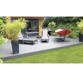 Konsta WPC Terrassendiele Nativo Darkgrey 23x138x3000 mm