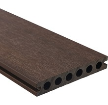 Konsta WPC Terrassendiele Nativo brown 23x138x3000 mm