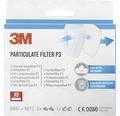 Partikelfilter P3 3M™ 5935PRO2 Schutzklasse FFP3