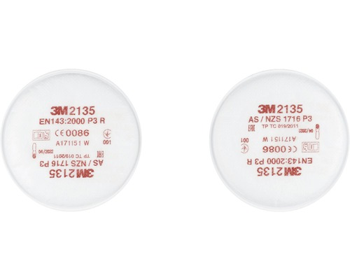 Partikelfilter P3 3M™ 2135PRO1 Schutzklasse FFP3