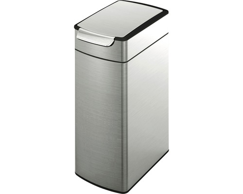 Mülleimer Slim Touch-Bar Bin 40 Liter