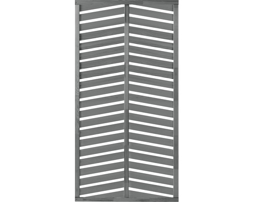 Teilelement Cerland Tino 91 x 178 cm, grau