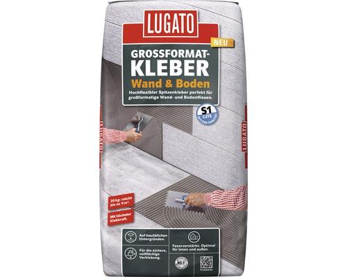 Fliesenkleber Lugato Grossformat Wand und Boden 20 kg