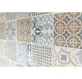 Keramikmosaik Porto 30x30 cm bunt