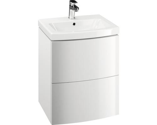 Waschtisch Easy 55 cm weiß