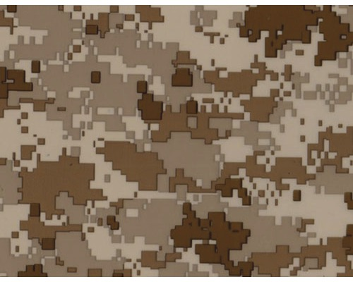 Wassertransferdruck Folie Camouflage CA-R-044-1 100 x 10000 cm