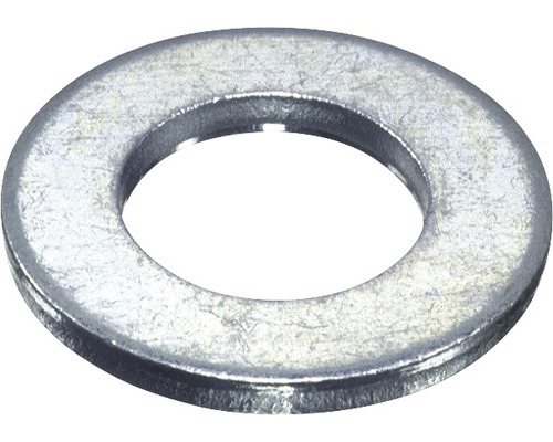 Unterlegscheibe DIN 125 25 mm galv. Verzinkt 100 Stück