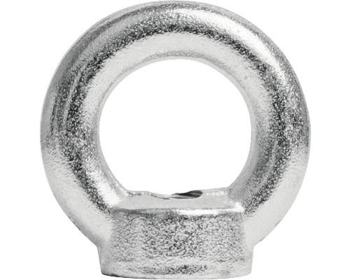 Ringmutter DIN 582 M30 galv. verzinkt, 1 Stück