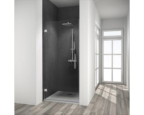 Duschtür in Nische Schulte Davita Glasart Dezent inkl. Aufmaß, Anlieferung, Montage und Schmutzabweisender Glasbeschichtung