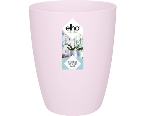 Orchideentopf Elho Brussels Ø 12,5 cm pink