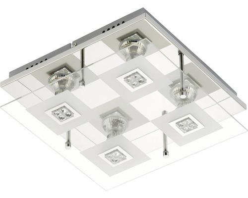 LED Deckenleuchte 4x3W 4x280 lm 3000 K warmweiß 300x300 mm
