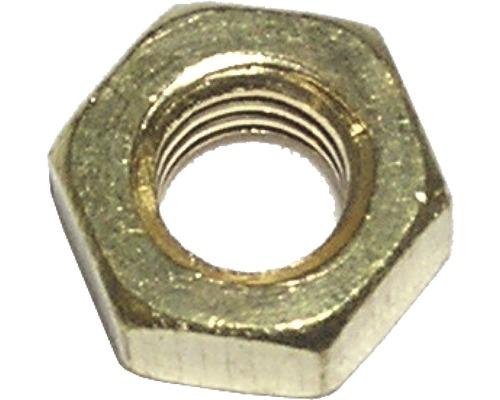 Sechskantmutter DIN 934, M14 Messing 50 Stück