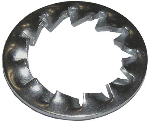 Fächerscheibe IZ, DIN 6798, 3,2 mm galv.verzinkt, 100 Stück