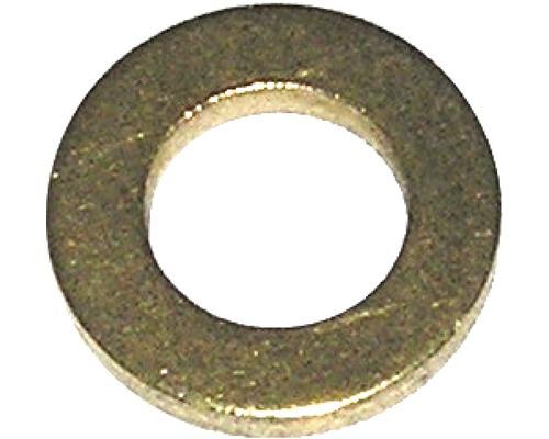 Unterlegscheibe DIN 125,19 mm Messing, 100 Stück
