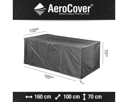 Schutzhülle für Gartentisch 160x100xH70 cm