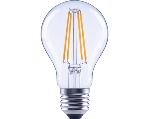 FLAIR LED Lampe dimmbar E27/7,5(60W) A60 Filament klar 806 lm 2700 K warmweiß