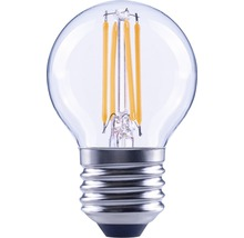 FLAIR LED Lampe dimmbar E27/5(40W) G45 Filament klar 470 lm 2700 K warmweiß