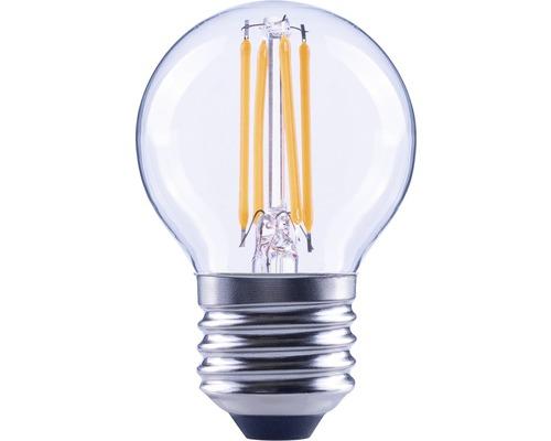 FLAIR LED Lampe dimmbar E27/5(40W) G45 Filament klar 470 lm 2700 K warmweiß