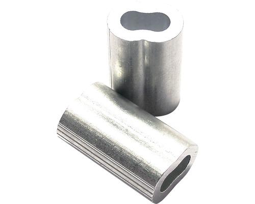 Pressklemme Pösamo Ø 1,5 mm, 4er Pack