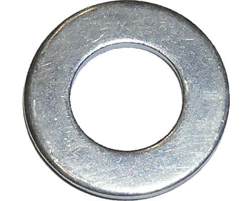 Unterlegscheibe DIN 125, 2,7 mm galv.verzinkt, 1000 Stück