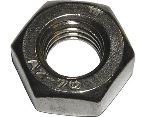 Sechskantmutter DIN 934, M3 Edelstahl A2 100 Stück