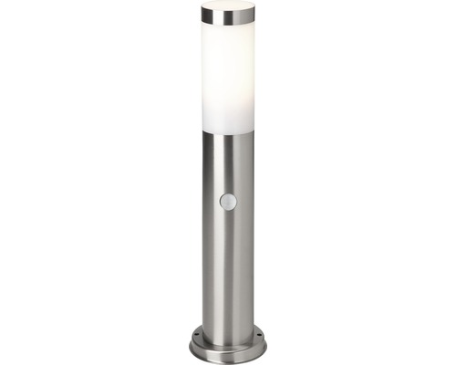 Sensor Außensockelleuchte IP44 1-flammig H 450 mm Dody edelstahl/weiß