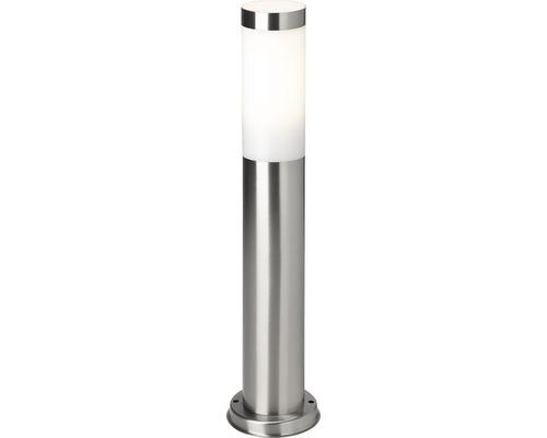 Außensockelleuchte IP44 1-flammig H 450 mm Dody edelstahl/weiß
