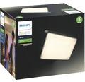 Philips hue LED Flutlicht Welcome White Ambiance 15W 2300 lm 2700 K warmweiß schwarz 153x220 mm - Kompatibel mit SMART HOME by hornbach