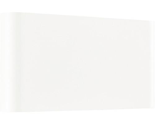 LED Außenwandleuchte 14W 1200 lm 3000 K warmweiß H 175 mm Welbie weiß
