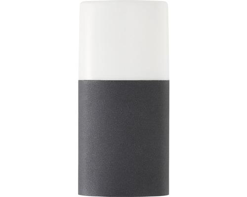 AEG LED Außenwandleuchte IP54 12,5W 1200 lm 3000 K warmweiß Farlay anthrazit/weiß 203x96 mm
