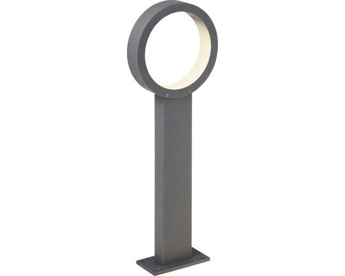 AEG LED Außenstehleuchte 11W 1265 lm 3000 K warmweiß Xever anthrazit IP54 HxB 600/215 mm