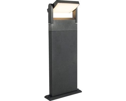 AEG LED Außenstandleuchte IP54 12,5W 1200 lm 3000 K warmweiß Grady anthrazit/weiß H 642 mm schwenkbar