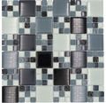 Glasmosaik XCM 8565 1,5x1,5 cm