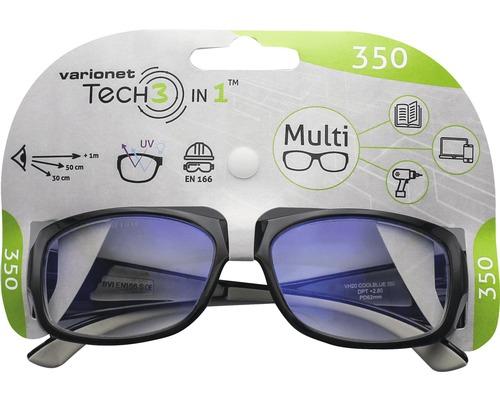 Varionet Tech 3in1 Brille +3,5 Dioptrien