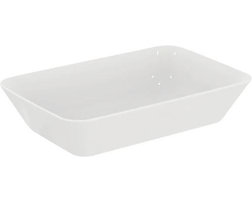 Ideal STANDARD Aufsatzwaschbecken Connect Air 60 cm weiß E034801