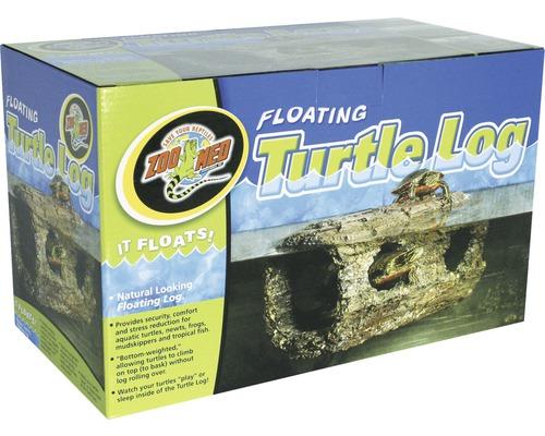 Ruheplatz ZOO MED Floating Turtle Log 30x15x13 cm
