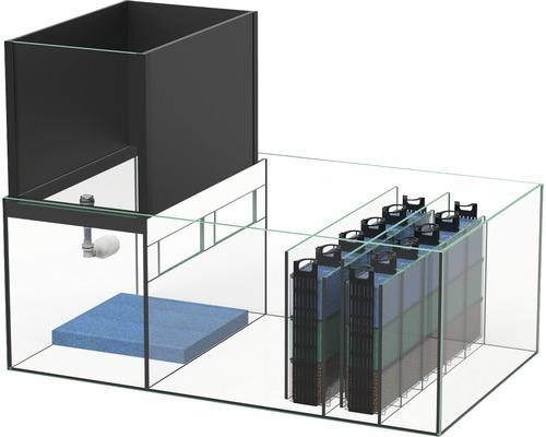 Filterbecken aquatlantis Aquaview 150 Süßwasser