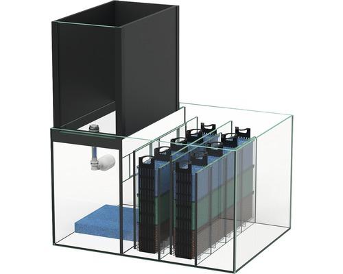 Filterbecken aquatlantis Aquaview 92 Süßwasser