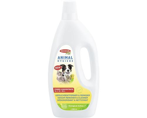 Geruchsentferner & Reiniger BIODOR Animal Hygiene 1l