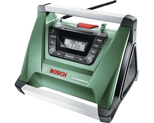 Baustellenradio PRA Bosch Multi Power, ohne Akku