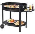 Holzkohlegrill Chill&Grill Calypso 83 x 67,6 cm