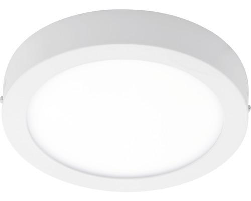 LED Außendeckenleuchte IP44 16,5W 1600 lm 2700-6500 K warmweiß-tageslichtweiß Argolis Crosslink weiß Ø 225 mm