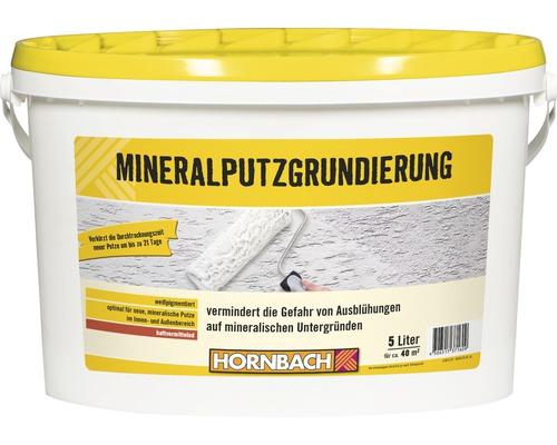Mineralputzgrundierung weiß 5 l